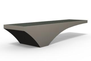 COMFONY 50 stool bench  by  Benkert Bänke