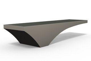 COMFONY 50 stool bench  by  Benkert Bänke