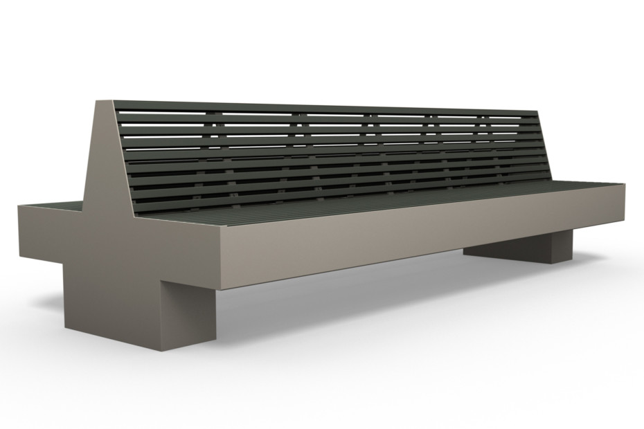 COMFONY 800 double bench