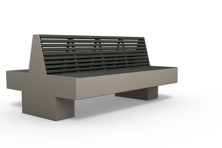 COMFONY 800 double bench