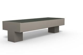 COMFONY 800 stool bench  by  Benkert Bänke