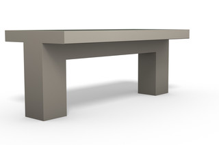 COMFONY 800 table  by  Benkert Bänke