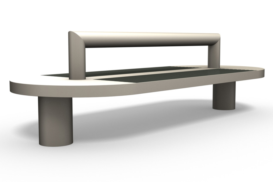 COMFONY 90 double bench