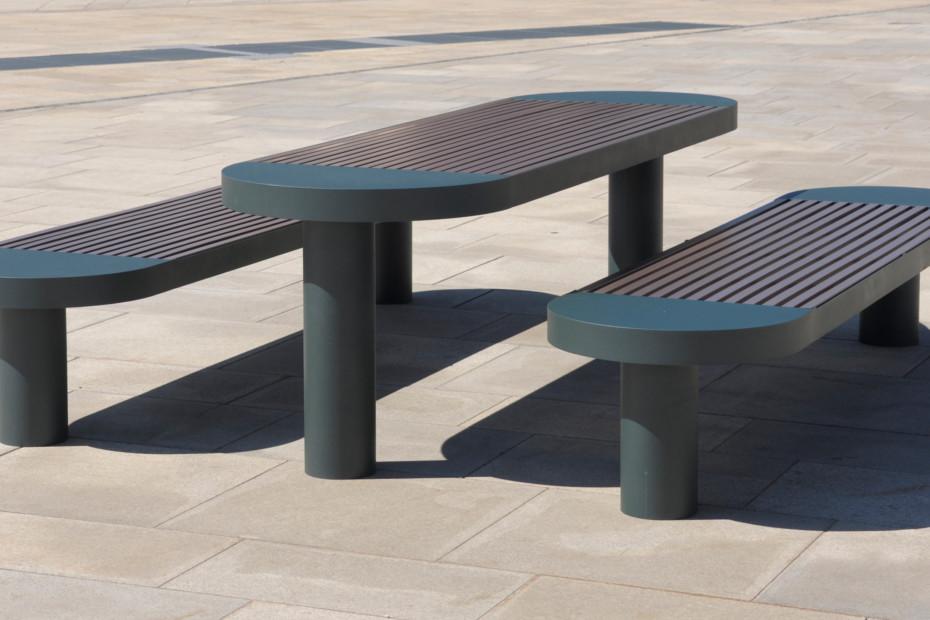 COMFONY 90 stool bench