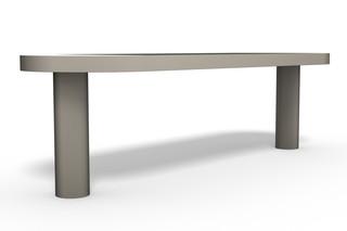 COMFONY 90 Tisch  von  Benkert Bänke