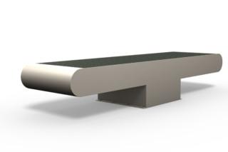 COMFONY 900 stool bench  by  Benkert Bänke