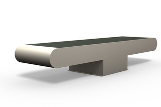 COMFONY 900 stool bench  by  Benkert Bänke