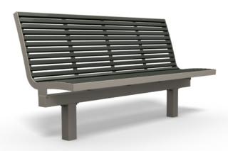 COMFONY L60 bench  by  Benkert Bänke