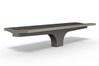 COMFONY S20 stool bench  by  Benkert Bänke