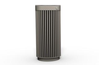 Abfallbehälter 120 mit und ohne Ascher  von  Benkert Bänke