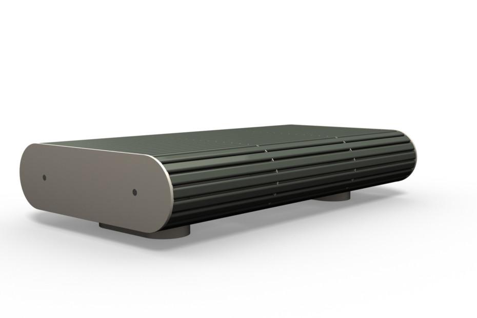 ONTIGO 100 double stool bench