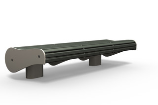 ONTIGO 200 stool bench  by  Benkert Bänke