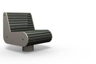 ONTIGO 300 bench  by  Benkert Bänke