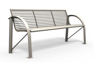 SIARDO 120R bench  by  Benkert Bänke