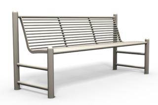 SIARDO 130R bench  by  Benkert Bänke