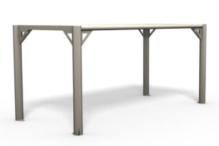 SIARDO 130R table  by  Benkert Bänke