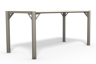 SIARDO 130R table  by  Benkert Bänke