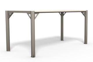 SIARDO 130R Tisch  von  Benkert Bänke