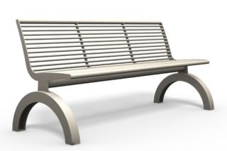 SIARDO 140R bench  by  Benkert Bänke