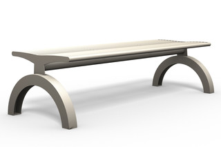 SIARDO 140R stool bench  by  Benkert Bänke