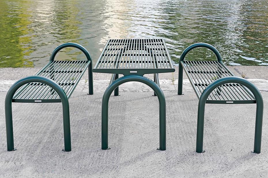 SIARDO 150R bench stool