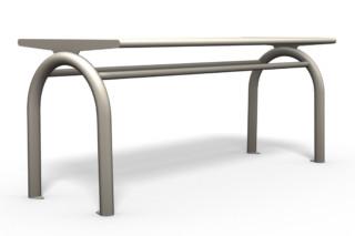 SIARDO 150R table  by  Benkert Bänke