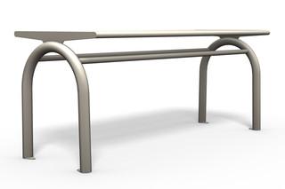 SIARDO 150R Tisch  von  Benkert Bänke