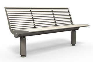 SIARDO 400R bench  by  Benkert Bänke