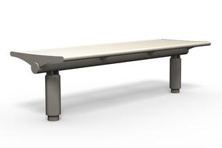 SIARDO 400R stool bench  by  Benkert Bänke