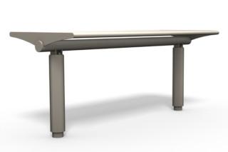 SIARDO 400R table  by  Benkert Bänke