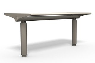 SIARDO 400R Tisch  von  Benkert Bänke