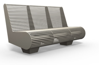 SIARDO 500R bench  by  Benkert Bänke