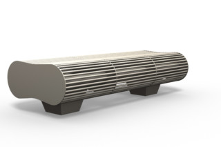 SIARDO 500R stool bench  by  Benkert Bänke