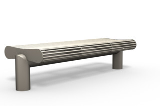 SIARDO 600R stool bench  by  Benkert Bänke