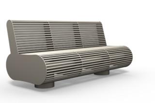 SIARDO 700R bench  by  Benkert Bänke