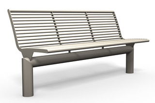 SIARDO L40 R bench  by  Benkert Bänke