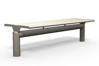 SIARDO L40 R stool bench  by  Benkert Bänke