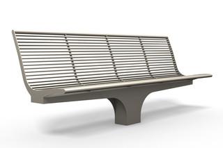 SIARDO S20 R bench  by  Benkert Bänke
