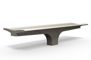 SIARDO S20 R stool bench  by  Benkert Bänke