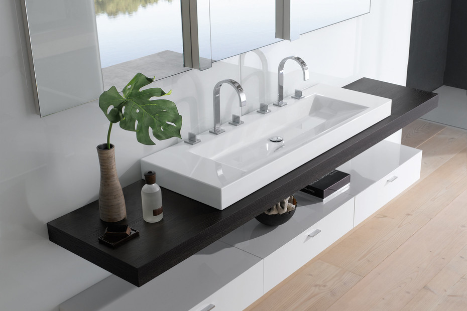 BETTEAQUA Counter Top Washbasin