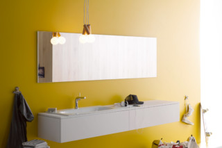 BETTECOMODO built-in washbasin  by  Bette