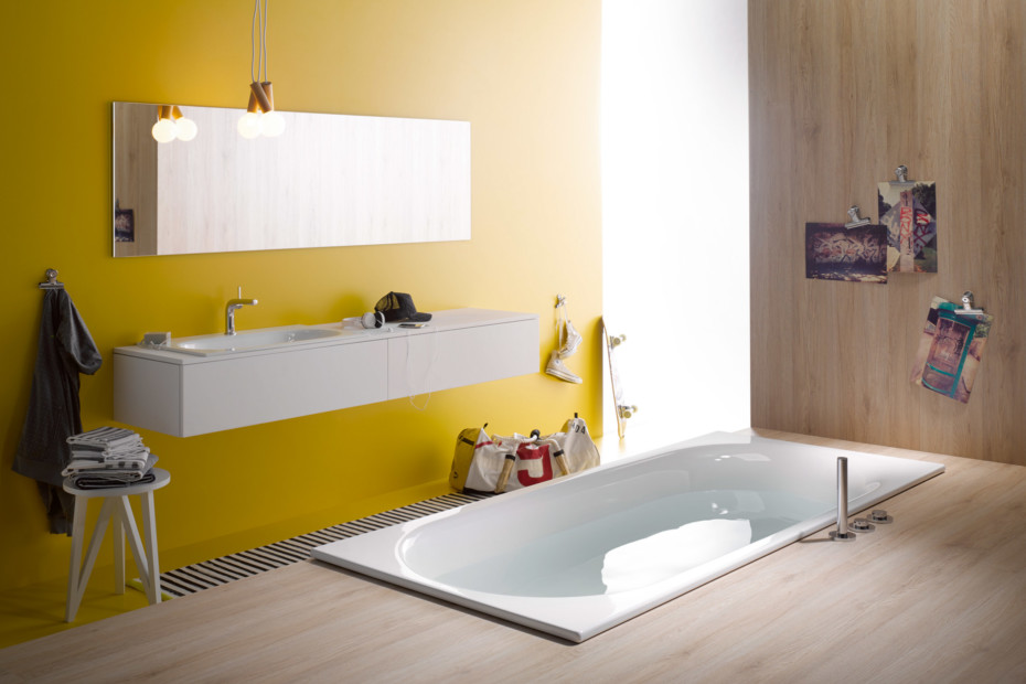 BETTECOMODO built-in washbasin