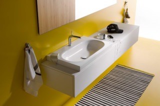 BETTECOMODO counter top washbasin  by  Bette