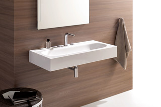 BETTECOMODO wall washbasin  by  Bette
