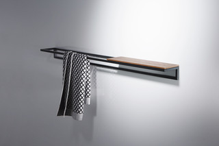 BETTELUX SHAPE towel rack  by  Bette