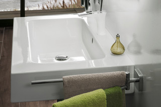 BETTEONE wall mounted washbasin  by  Bette