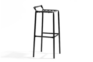 Straw barstool  by  Blå Station