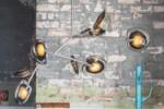 16 suspension lamp   by  Bocci