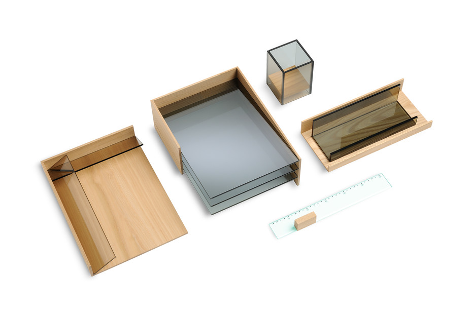 Charlie Letter tray