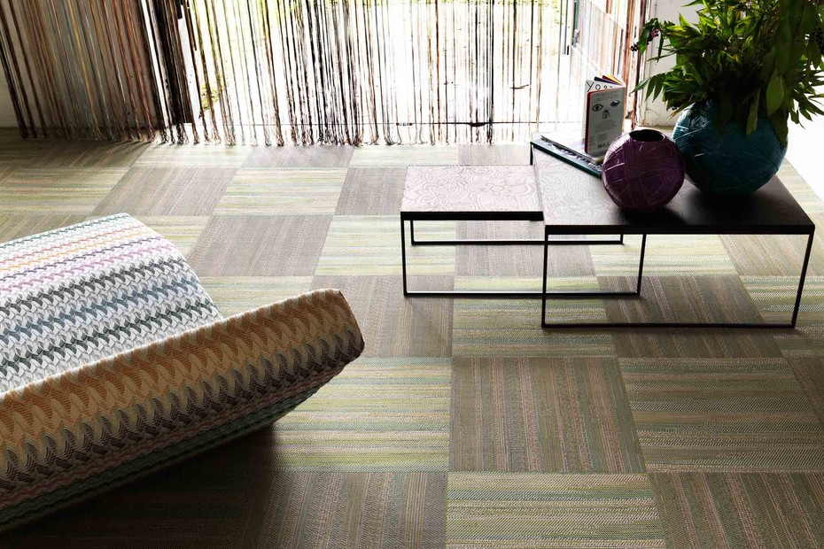 Bolon By Missoni Flame Patch Green